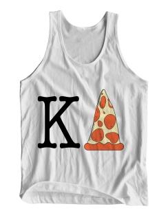 KD Pizza mock tank